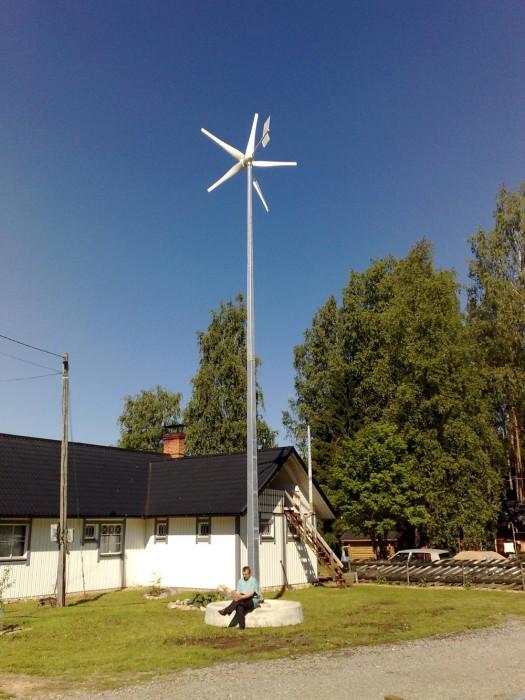 Houm Wind turbine