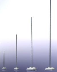 mikromasto valmisjalalla eri pituuksia